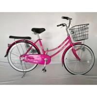 Sepeda CTB Mini 26 Evergreen untuk anak remaja sampai dewasa
