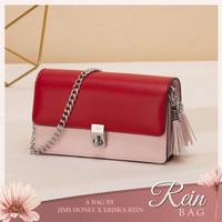 JH REIN BAG (DENGAN BOX EXCLUSIVE JIMS HONEY) - Tas Selempang Wanita