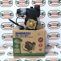 Pompa Air Shimizu Auto PS-133 BIT Otomatis Booster Elektronik Kontrol