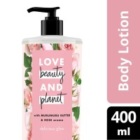Love Beauty and Planet - BODY LOTION - Murumuru Butter n Rose (400ml)