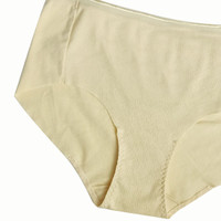 Panty (Celana Dalam) Young Hearts Cotton Seamless Y27-000556-Beige