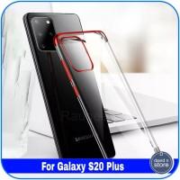 Casing Samsung Galaxy S20 Plus S 20 Plus Soft Case List Slim Cover