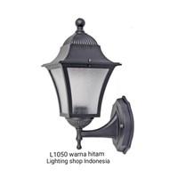 L1050 lampu dinding waterproof fiting e27 taman hias pagar pilar wall