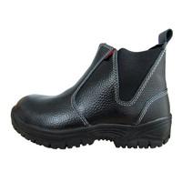 Sepatu Safety Murah / Safety Shoes Track Raktayoo TR 110H (HITAM)
