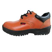 Sepatu Safety Murah / Safety Shoes Track Raktayoo TR 002C (COKLAT)