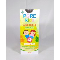 Pure Baby / Kids Aise Belly Natural - 60ml