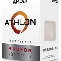 AMD AM4 Athlon 3000G