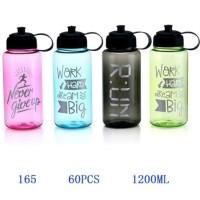 Botol Minum Sport 1200 ml (Quotes)