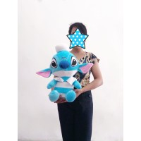 Boneka Stitch Sailor - Boneka Stitch Pelaut - Boneka Stich Biru