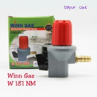 Winn Gas Regulator W 181 NM (Tekanan Tinggi)