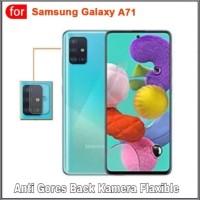 Tempered Glass Camera Samsung A71 - Anti Gores Kamera Samsung A71