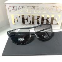 kacamata pria wanita Gianfranco Ferre GFF51 hitamori vintage sunglases