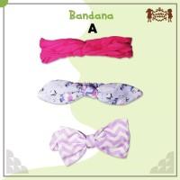 Petite Mimi Bandana 3in1 Headband Baby