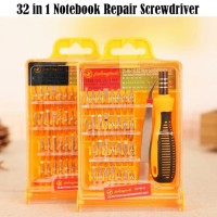 32PC/set Obeng set Telur Screwdriver Handphone Obeng box set