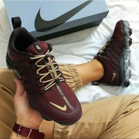 Sepatu Nike Air Vapormax Utility Red Maroon
