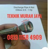 Discharge pipe compressor oiless sparepart kompresor silent 0.75hp 3/4