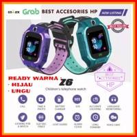 Z6 JAM TANGAN ANAK CAMERA XIAOMI SMARTWATCH Z5 GPS IPX4 MI BAND 2 3 4