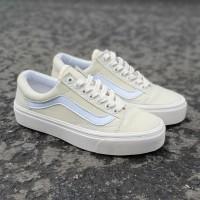 sepatu sneakers/gaya/jalam wanita terlaris vans oldschool import