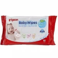 Pigeon Wipes Pure Water Tissue Basah