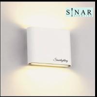 Lampu dinding LED minimalis outdoor VL4004S