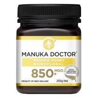 Manuka Doctor MGO 850+ Monofloral Manuka Honey 250gr