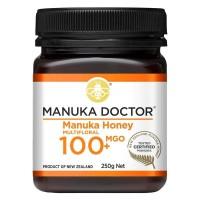 Manuka Doctor MGO 100+ Multifloral Manuka Honey 250gr