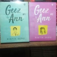 Buku Geez & Ann 1 Dan 2