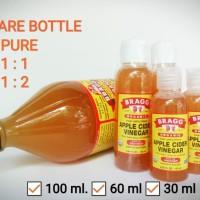BRAGG Apple Cider Vinegar 30 ml - Cuk Apel [ TONER 1 : 2 ]