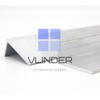 Siku Aluminium 50 mm x 25 mm, t. 3.0 mm