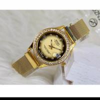 Jam tangan wanita ROLEX rantai magnet