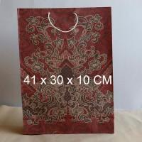 Paper bag batik besar