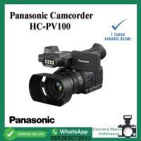PANASONIC Camcorder HC-PV100 / Panasonic PV100 - Garansi Resmi