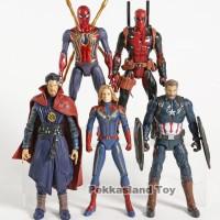 Action Figure Avengers Endgame Kode 578