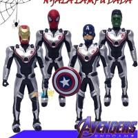 Msm Mainan Action Figure Marvel Avengers 4 Alliance Leader Kode 1227