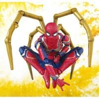 Tamashi Spiderman Avengers Infinity War Action Figure Kode 1235