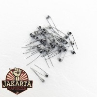 Ecer Prebuilt Kanthal 24 Awg 0.5 Authentic 3Mm Germany Premium Coil