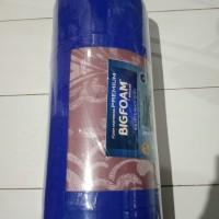 Kasur Gulung Big Foam 90x200x14CM PENGIRIMAN GRAB/ Gosend Kota Bogor