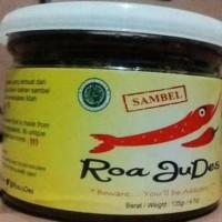 Sambal Roa Judes (Juara Pedes)