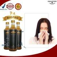 Obat herbal Pilek Flu Sinuitis salesma influenza MBIO-PRO 100% BPOM