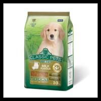 PROMO CP PETFOOD CP CLASSIC DOG FOOD PUPPY MILK - 10KG TERMURAH