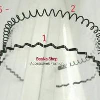 Bando Spiral dan Zigzag - Zigzag