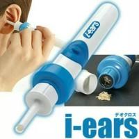 Promo Deo Cross I Ears Alat Pembersih Kotoran Telinga Teknologi Korea