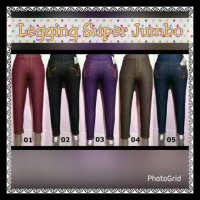 Celana Legging Denim Uk Super Jumbo Xxxl (Fit To 90 Kg)