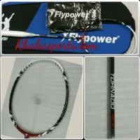 Raket badminton flypower tornado 900 original