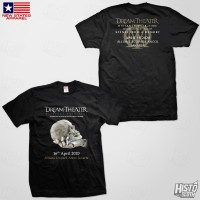 Kaos Band Rock Dream Theater Distance Over Time Tour - DT51 ASIA3 BK