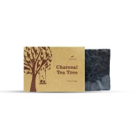 Face Soap Charcoal Tea Tree Bathaholic