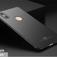 MSVII Redmi Note 5 - Note 5 Pro - Premium Luxury Thin Case ORIGINAL