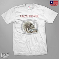 Kaos Band Rock Dream Theater Distance Over Time Tour - DT55 WH