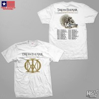 Kaos Band Rock Dream Theater Distance Over Time Tour - DT60 USA3 WH