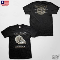 Kaos Band Rock Dream Theater Distance Over Time Tour - DT52 ASIA3 BK